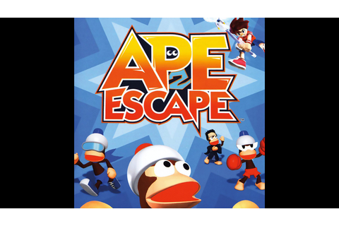 Ape Escape™ 2 Game | PS4 - PlayStation