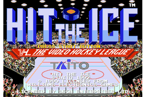 Play Hit the Ice Sega Genesis online | Play retro games ...