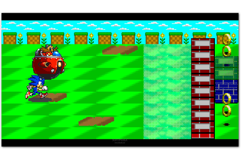 Sonic R GM Game Free Download