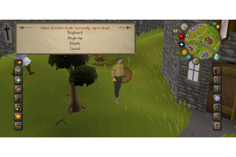 Old School RuneScape Mobile tips and tricks - Make the ...