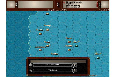 Pacific General Download (1997 Strategy Game)