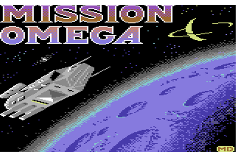 Download Mission Omega (Amstrad CPC) - My Abandonware