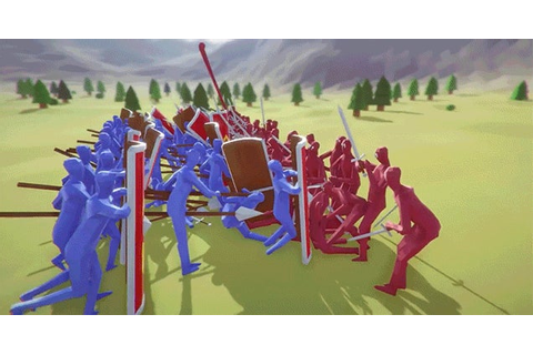 This Totally Accurate Battle Simulator Is Hilariously ...