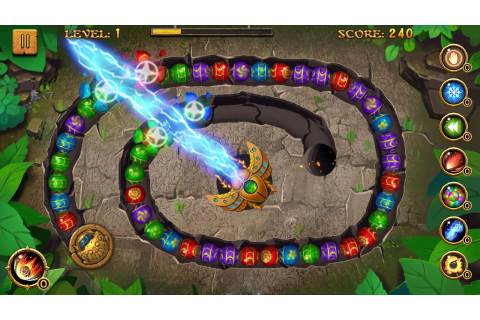 Jungle Marble Blast for Android - APK Download