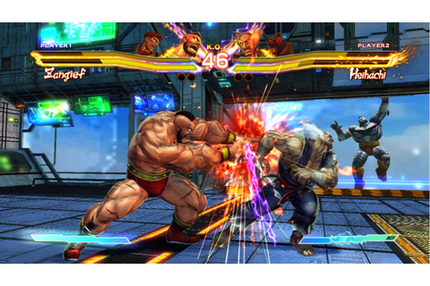 Ultra Street Fighter 4 BlackBox Direct Links – Games For ...