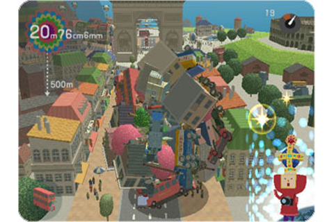 We Love Katamari Review / Preview for PlayStation 2 (PS2)