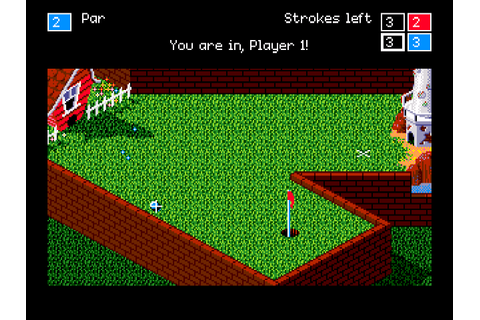 Zany Golf Screenshots | GameFabrique