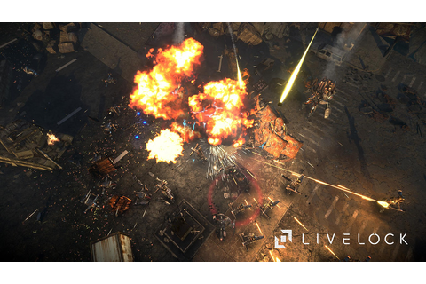 Livelock - Este shooter cooperativo llegará a PlayStation ...