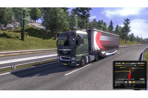 Euro Truck Simulator 2 Game Download for PC (Reviews ...