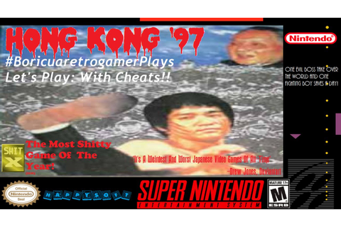 Let's Play: Hong Kong 97 (With Cheats) - YouTube