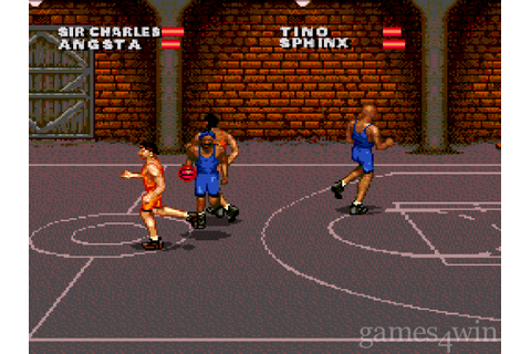 Barkley: Shut Up and Jam! 2 Download on Games4Win