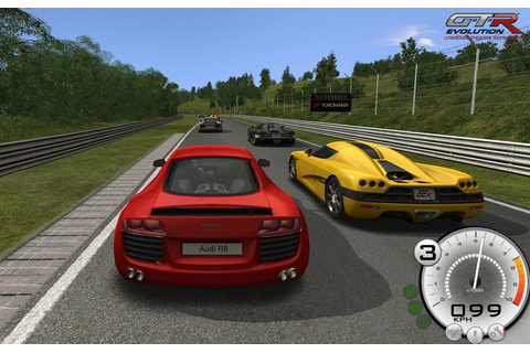 GTR Evolution – Car & Track List – VirtualR.net – Sim ...