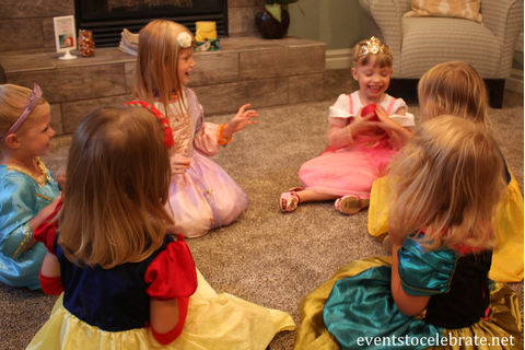 Disney Princess Birthday Party Ideas: Games & Activities ...