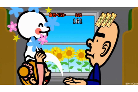 [Minna no Rhythm Tengoku] Endless Munchy Monk Gameplay ...