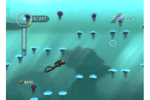Dive: The Medes Islands Secret Screenshots and Game Art ...