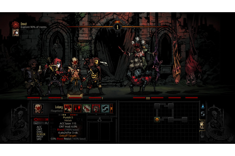 Darkest Dungeon: The Crimson Court » FREE DOWNLOAD ...