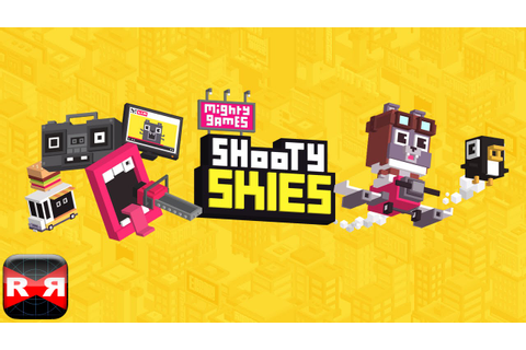 Shooty Skies - Endless Arcade Flyer (By Mighty Games ...