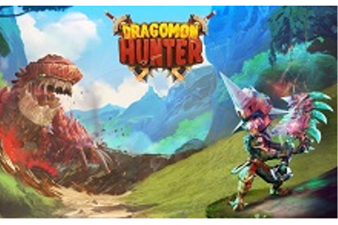 Dragomon Hunter - MMO Bomb