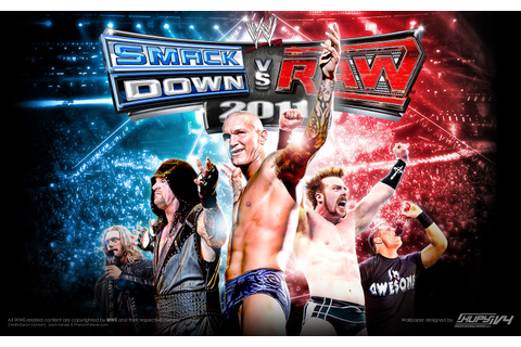 WWE Smackdown VS Raw Pc Game Full Version Free Download ...