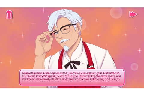 I Love You, Colonel Sanders!: The Kotaku Review | Kotaku ...