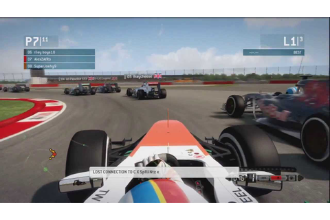 F1 2014 Game Multiplayer Ideas - YouTube