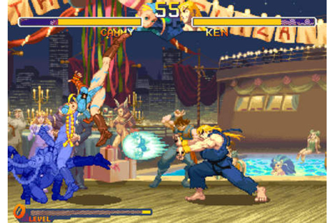 Street Fighter Alpha Anthology PS2 Game Free Download ...