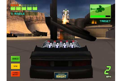 Knight Rider the Game 2 mission 10 - YouTube