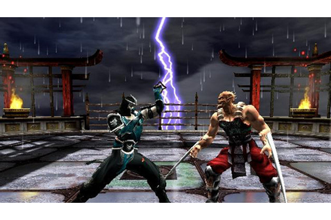 Mortal Kombat: Deception Game | PS2 - PlayStation