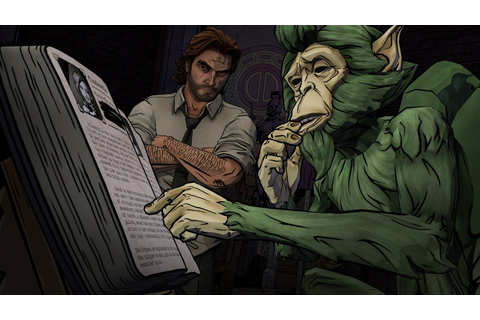 Review: The Wolf Among Us: Season One - A Grimm Tale