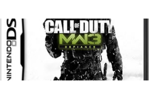 Call of Duty: Modern Warfare 3: Defiance - Games - GameZone