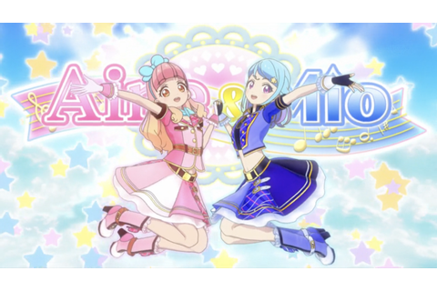 Friends March | Aikatsu Friends! Wiki | Fandom