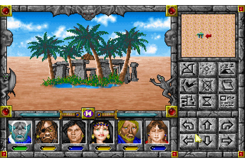 Might and Magic: Clouds of Xeen (1992 - DOS). Ссылки ...