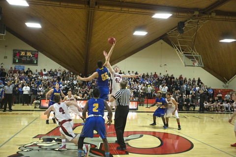 Midnight game at Clark tips off college basketball season ...
