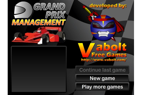 Grand Prix Management Hacked / Cheats - Hacked Online Games