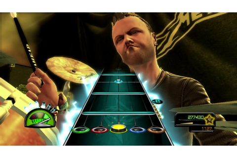 Guitar Hero Metallica(PS3) - The End of The Line by ...