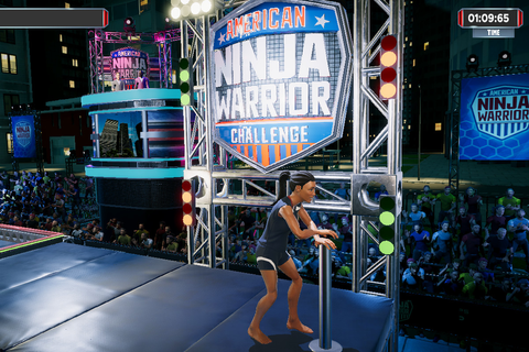 Official American Ninja Warrior video game to be released ...