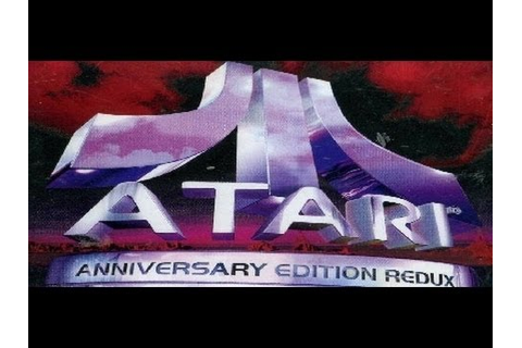 Classic PS1 Game Atari Anniversary Edition Redux on PS3 in ...