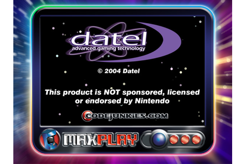 Dolphin Emulator - Datel: Unlicensed Product Showcase