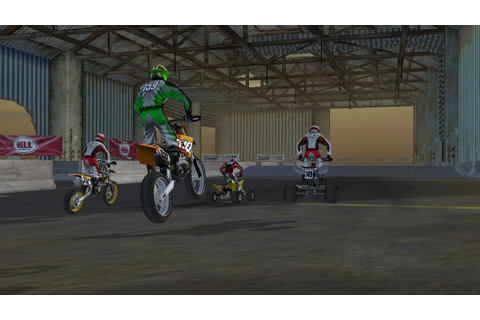 All MX vs ATV Unleashed: On the Edge Screenshots for PSP
