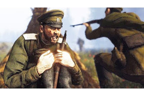 TANNENBERG - Video Game Trailer 2017 (PC) - YouTube