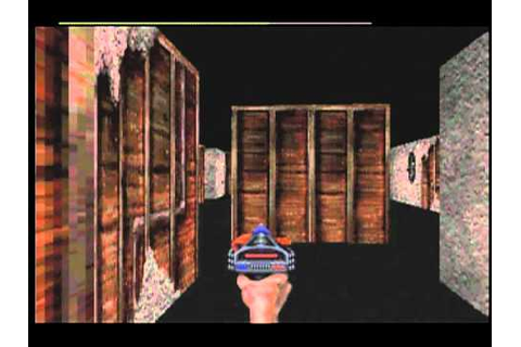 Escape from monster manor 3DO - YouTube