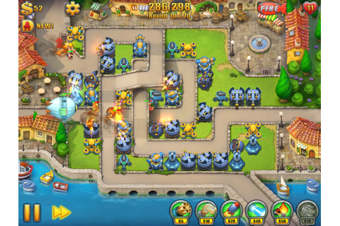 tower defense games | appSIZED