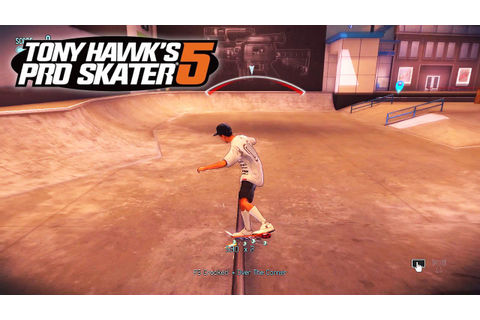 Tony Hawk's Pro Skater 5 Gameplay! (Playstation 4 Xbox One ...