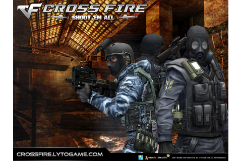 CrossFire Wallpaper Game Online