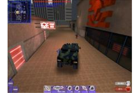 Mobile Forces Download (2002 Arcade action Game)