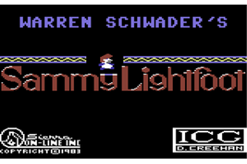 Sammy Lightfoot - C64-Wiki