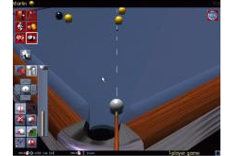 Jimmy White's 2: Cueball Download (1998 Sports Game)