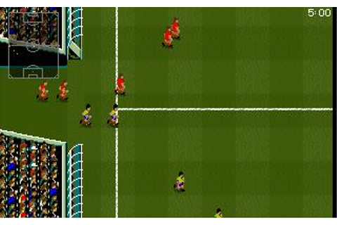World Cup USA '94 Download (1994 Sports Game)