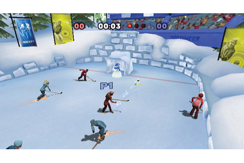 Amazon.com: Winter Blast: Snow and Ice Games - Nintendo ...