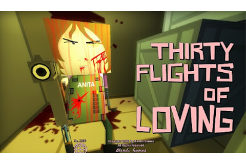 The Great Video Games: Thirty Flights of Loving (PC, 2012)
